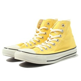 CONVERSE - ALL STAR COLORS CLASSIC HI イエロー