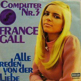 France Gall - Computer MR.3
