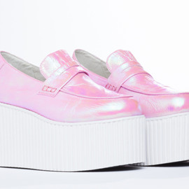 UNIF - Edge Platform in Pink Hologram