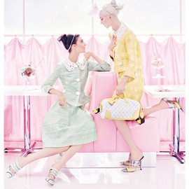 Louis Vuitton - PASTEL COLOR