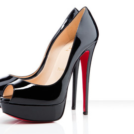 Christian Louboutin - LADY PEEP 150MM