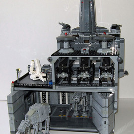 LEGO - STAR WARS Imperial base