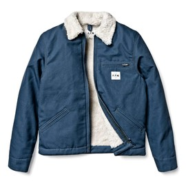 A.P.C. - Carhartt + A.P.C. Detroit Revisited Jacket (Navy / Rigid)