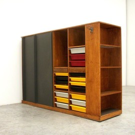 Bookshelf, Ca. 1958, Steph Simon Edition