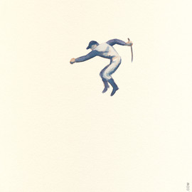 Andy Leuenberger - INVISIBLE HORSE