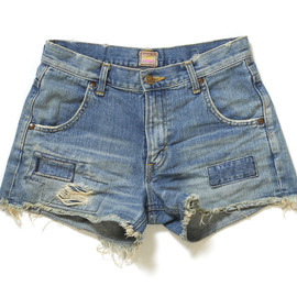 Lee Cher - Denim Shorts