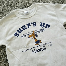 SNOOPY - SURF'S UP T-shirt