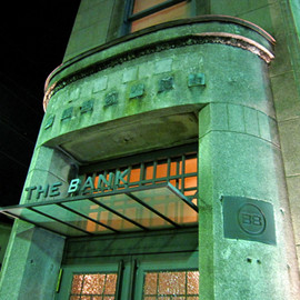 THE BANK - Bar