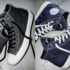 stussy converse - all star 100