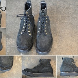 GRIZZLY BOOTS - Black Bear