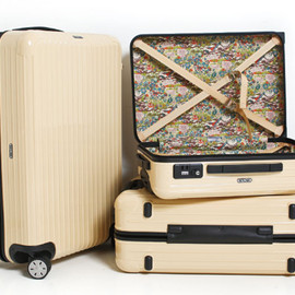 RIMOWA - United Arrows別注 SALSA Liberty Print