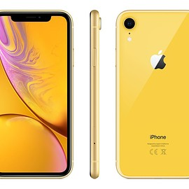 Apple - APPLE iPhone XR - 64 GB, Yellow