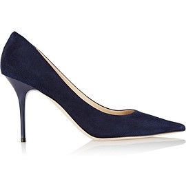 Jimmy Choo - Agnes suede pumps