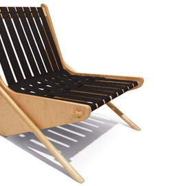 House Industries - Neutra Boomerang Chair