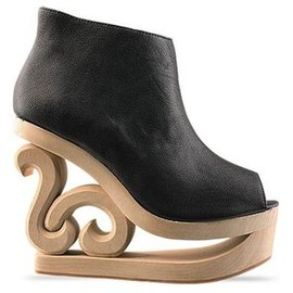 Jeffrey Campbell - skate wedge
