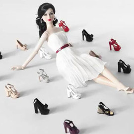 "Louis Vuitton  -  ""Walking in Fabrizio Viti's Shoes"""