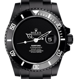 bamfordwatchdepartment - ROLEX SUBMARINER