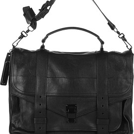 Proenza Schouler - The PS1 large leather satchel