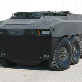 GPV - GPV Colonel Armoured Personnel Carrier