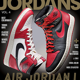 Source Interlink Media - Slam Kicks Presents (Special Collector's Issue) JORDANS Vol. 4 - 100% AJ1