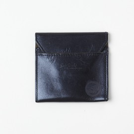 Rock Steady - Leather Coin Case