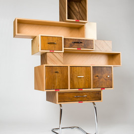 Martino Gamper  - Box-drawer