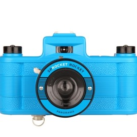 Lomography - Sprocket Rocket SUPERPOP! Blue