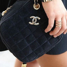 chanel - black_bag
