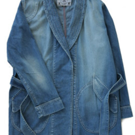 bal - Denim Robe (vintage wash)
