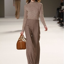 Chloe - jumpsuit and bag