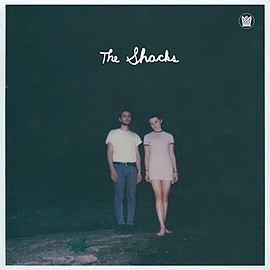 The Shacks - The Shacks EP