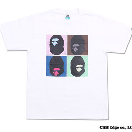 A BATHING APE - NW20 Exhibition TEE Designed by DAISUKE OBANA 尾花大輔