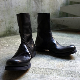 m.a+ - Side Zipped Tall Boots
