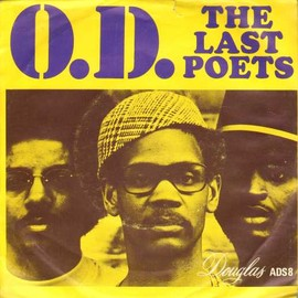 """THE LAST POETS - O.D. (7"""")"""