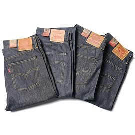 levis vintage - levis_vintage_clothing_raw_rigid_denim_jeans