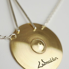 LAD MUSICIAN - CYMBALS NECKLACE