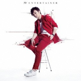 三浦大知 - The Entertainer (ALBUM+Blu-ray Disc) [CD+Blu-ray]