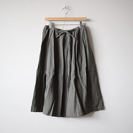an one - タックスカート #army green