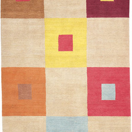THE RUG COMPANY - Cube by Marni | Tibetan Wool Rug