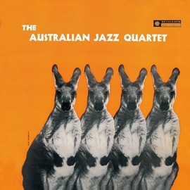 The Australian Jazz Quartet - The Australian Jazz Quartet