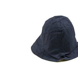 ENGINEERED GARMENTS - Tulip Hat-Dobby Twill-Dk.Navy
