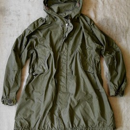 U.S. ARMY - M-1951 SHELL PARKA 2ND MODEL VINTAGE