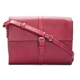 A.P.C. - Burgundy Chic Wallet Bag