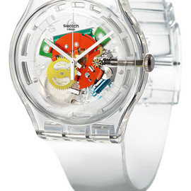 Swatch - New Gent : Random Ghost