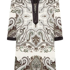 Etro - Etro | Printed stretch-crepe dress |