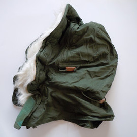 U.S Army - M-65 field jacket hood