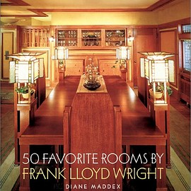 Diane Maddex - 50 Favorite Rooms By Frank Lloyd Wright