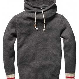 scotch & soda - HOODED PULL