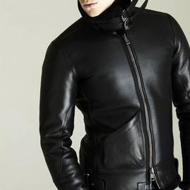 AKM - AKM 2013 AW leather collection