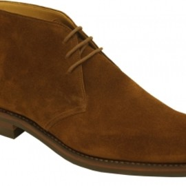 CROCKETT&JONES - Crockett & Jones, Chiltern, Tan, Suede, Boot